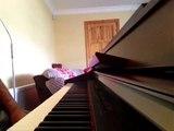 Captain Jack Piano Instrumental- Billy Joel (Shortened Version)
