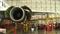 Centroamérica Habla:En El Salvador Aeroman le da mantenimiento a aviones comerciales (parte 4)