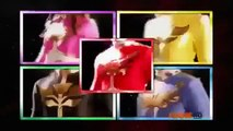 Power Rangers Fan made Super Megaforce Vrak is Back Alternate Rangers vs Sixth Rangers 2