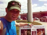 ANIMAL RIGHTS - PROTESTS: Rodeo, Fur, Circus, KFC, PETA, Meat, Factory Farms Signs (Alone = U can 2)