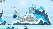 Angry Birds Star Wars - Hoth Level 3-8 Walkthrough 3-Stars Highscore Angry Birds Star Wars Hoth 3-8