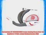 Thermaltake HT-CRO008ECWH Cronos Gaming Stereo Over-Ear-Kopfh?rer (114dB 35mm Klinkenstecker