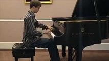 Rachmaninoff: Sonata no. 2, Op. 36 (perf. 2008)