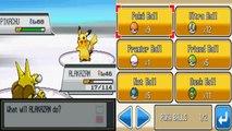Pokemon Soul Silver 0 Exp Game Finale: Red