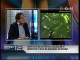 Canal N - Ley que legaliza la marihuana en Uruguay.