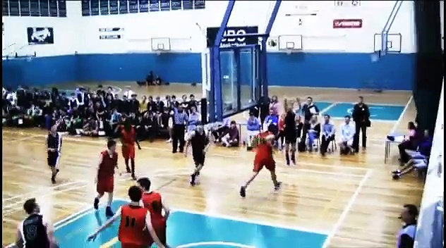 Brisbane Boys' College Basketball 2012