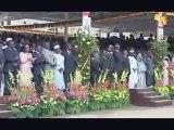 20 mai 2008, le 36ème anniversaire de la Fête Nationale ou Fête de lUnité.