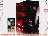 VIBOX Submission 29A - Neu 4.2GHz Acht 8-Core GTX 960 Wasser Gek?hlt Extreme Leistung Gamer