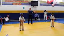 kids kyokushin karate fast knockout 6 years oroshi kakato
