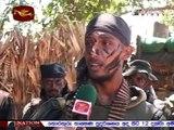 Jaffna battlefield can almost hear fire sound of Wanni battlfield. North war front 10 th October 2008