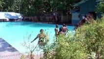 Gadkòt dwe toujou pare - Formation des gardes-côtes - Training of Haitian Coast guards