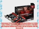 Ankermann-PC A10 R7 AMD A10-7850K Black Edition 4x 3.70GHz Turbo: 4.00GHz onBoard ATI RADEON