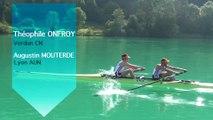 TEAM FRANCE 2015 LM2- Deux sans barreur homme poids léger