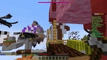 Minecraft - ESCAPE THE DRAGONS! -LittleLizardGaming - Minecraft Mods!