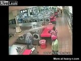 Idiot Father puts child into washing machine and turn its on!!!