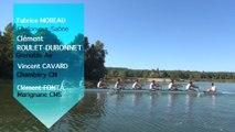 TEAM FRANCE 2015 LM8+ Huit homme poids léger