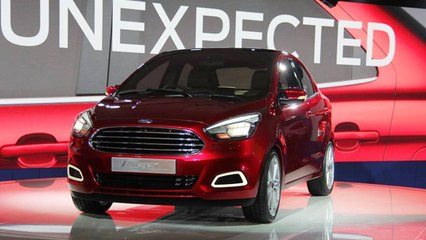 Ford Figo Aspire Launched at Rs. 4.89 Lakh