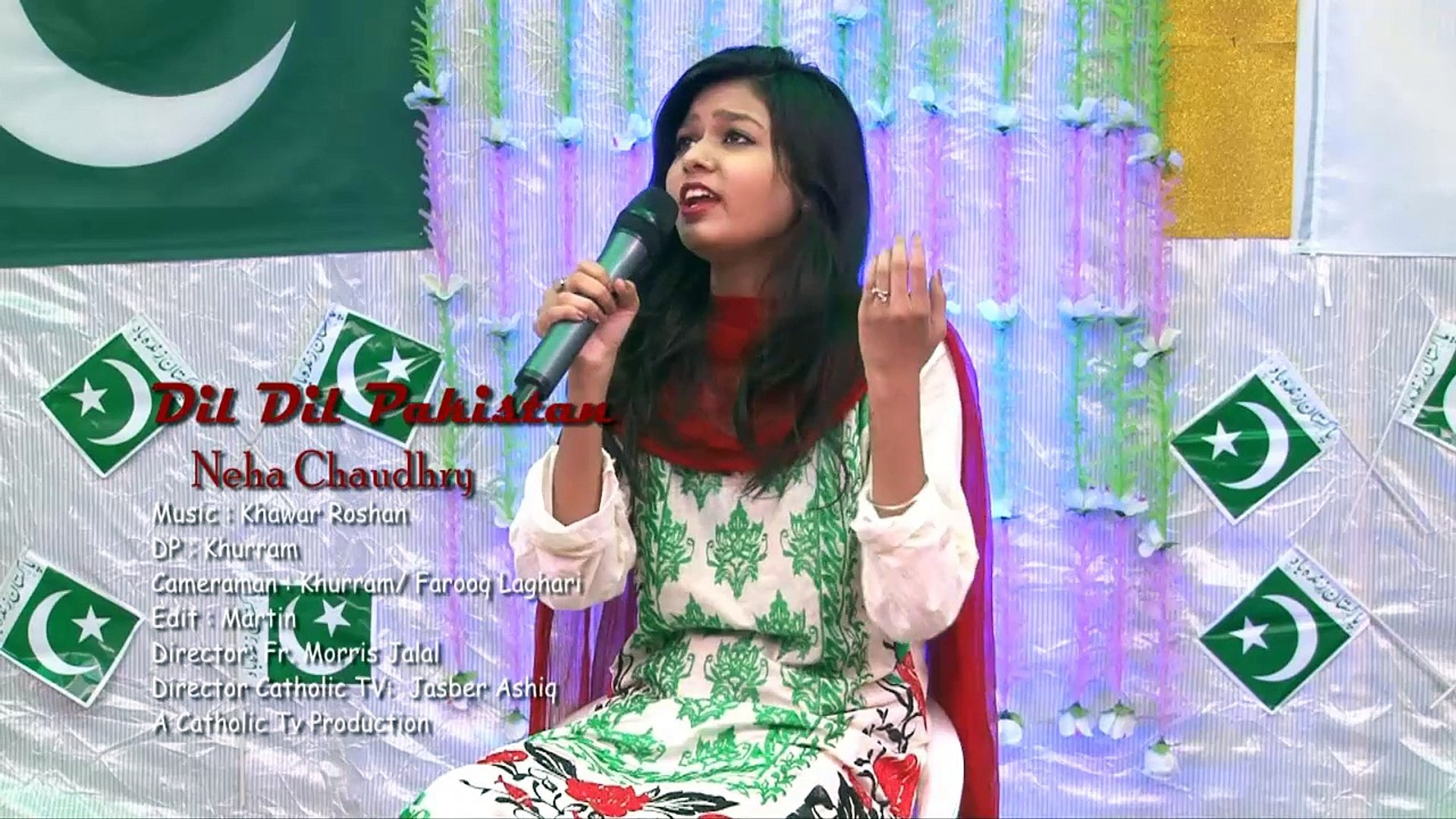 Independence day Song: Dil Dil Pakistan By Neha Chaudhry