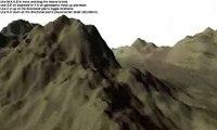 Procedurally generated terrain c++/directx