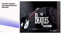 The Beatles: Rockband - John Lennon Rickenbacker Guitar