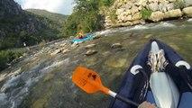 Kayak session - Breil sur Roya