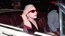 Lady Gaga Takes A Tumble After Late Night Dinner