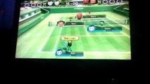 Wii Sports Episode 1 Tennis Fails!!!