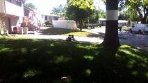 RC Lawn mower