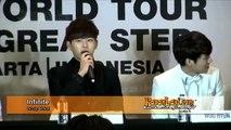 130830 인피니트 Nanti Sore Infinite Siap Hibur Penggemar K-Pop