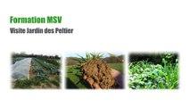 Visite Jardin des Peltier - Itinéraires techniques partie 1