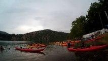 Into the wild-Ziros Lake kayaking|Λίμνη Ζηρού