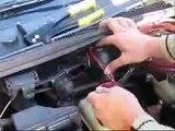 """Alarma de autos SUAT  """"instale su propia alarma en 10 minutos""""  con solo 2 cables !"""