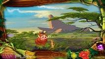 ♥ Disney Lion King Operation Pridelands PART 1 (Timon & Pumbaa Animal Quiz Game for Kids)