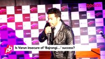 Salman Khan's success post 'Bajrangi Bhaijaan' makes Varun Dhawan INSECURE - Bollywood Gossip