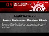 Displacement maps from Zbrush to Lightwave 9