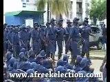 Côte d'Ivoire -Réportage : Frci en formation au camp d'Abobo