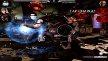 Revenant Sub Zero! Mortal Kombat X (MKX) 1.3! IOS/Android Gameplay!