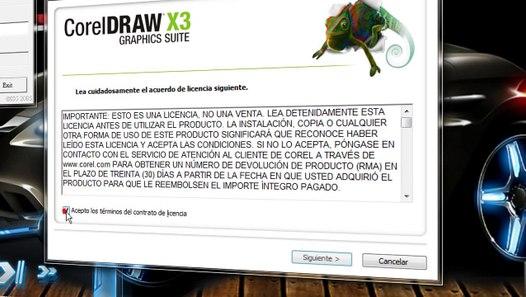 corel draw x9 descargar gratis en español full