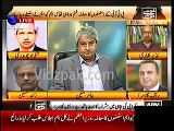 Neither Nawaz Govt Will Accept MQM MNAs Resignation nor Military Forces Will Stop Karachi Operation -- Zahid Hussain