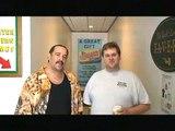 Todd Rogers on Press Start Comic at Fun Spot NH(2008)