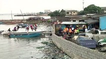 Passengers killed as helicopter crashes into Lagos lagoon
