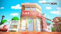 Animal Crossing Happy Home Designer commercial jp jpn japanese nintendo 3ds CM どうぶつの森 ハッピーホームデザイナー