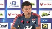 Foot - L1 - OL : Fournier «Valbuena a des chances d'être titulaire»