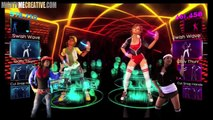 """Dance Central 2: """"Right Thurr"""" 2 Players Gameplay - Riptide vs. Flash4ward"""