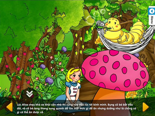 Truyện cổ tích - Alice ở xứ sở thần tiên - Terrabook