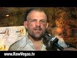 Forrest Griffin Prepares for Quinton Rampage Jackson UFC 86