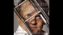 G.Chr. Wagenseil Concerto in E flat major for Alto Trombone, Christian Lindberg
