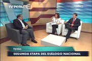 Entrevista al Sr. Carlos Anderson, presidente del CEPLAN en programa TV Perú Noticias 05OCT2013