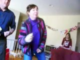 """My crazy mentally ill mom dancing to """"Ice Ice Baby"""""""