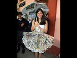 Vestidos Ecologicos Disfraces CON MATERIALES reciclados